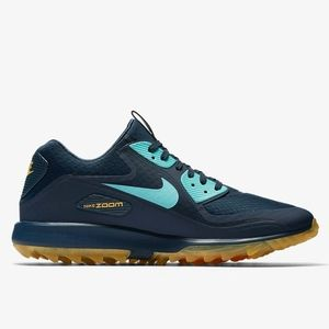Nike Air Zoom 90 IT Men's Spikeless Golf Shoes NEW